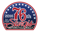 75th Black Hills Bike Rally in Sturgis (USA)